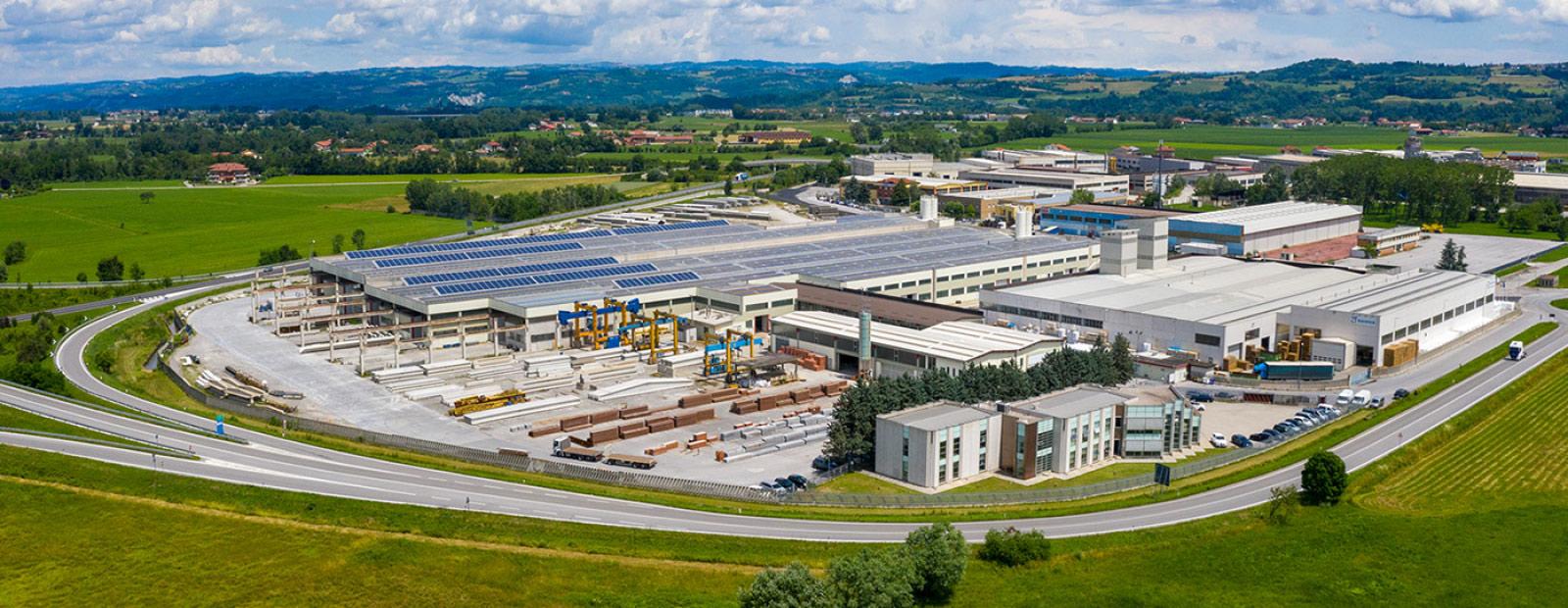 LPM Prefabbricati - Prefabbricati in cemento armato per edilizia industriale e civile - Mondovì (CN)