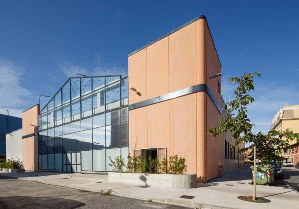 LPM per Basko (Genova) - Realizzazione prefabbricati in cemento armato per settore commerciale