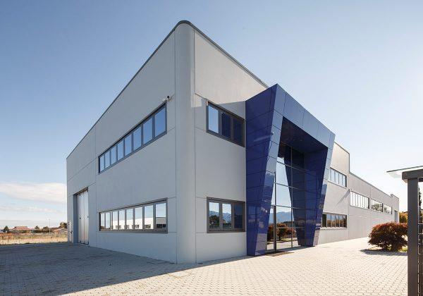 LPM per Bertero Technologies - Realizzazione prefabbricati in cemento armato