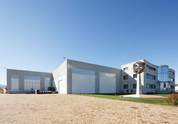 LPM per Cuneo Inox - Realizzazione prefabbricati in cemento armato