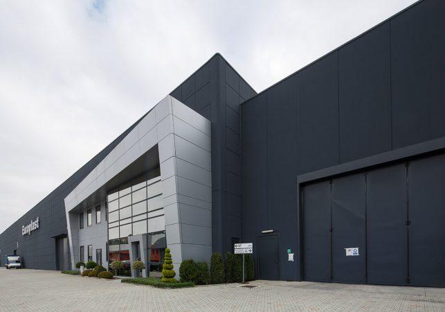 LPM per Europlast - Realizzazione prefabbricati in cemento armato