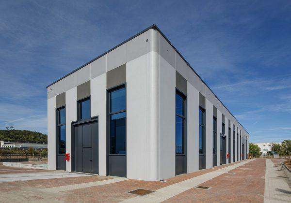 LPM per Flexopack Immobiliare - Realizzazione prefabbricati in cemento armato