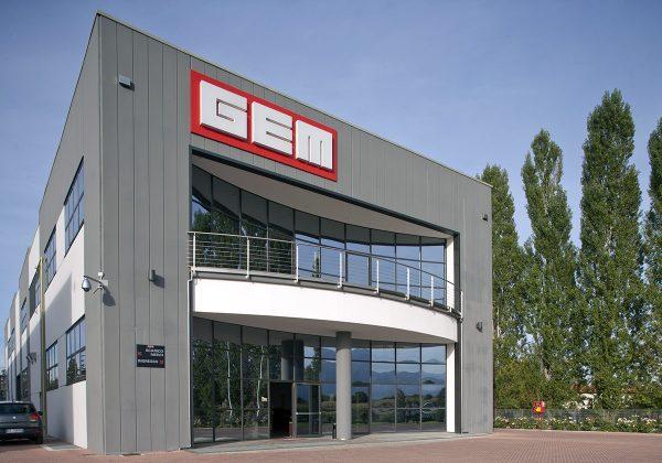 LPM per GEM - Realizzazione prefabbricati in cemento armato per edilizia industriale