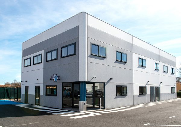 LPM per Gareoult - Realizzazione prefabbricati in cemento armato