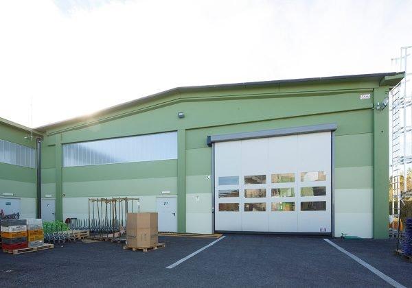 LPM per Giordano Poultry Plast - Realizzazione prefabbricati in cemento armato