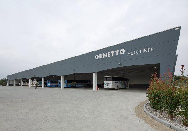 LPM per Gunetto Autotrasporti - Realizzazione prefabbricati in cemento armato