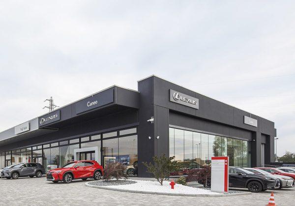LPM per Lexus (Cuneo) - Realizzazione prefabbricati in cemento armato