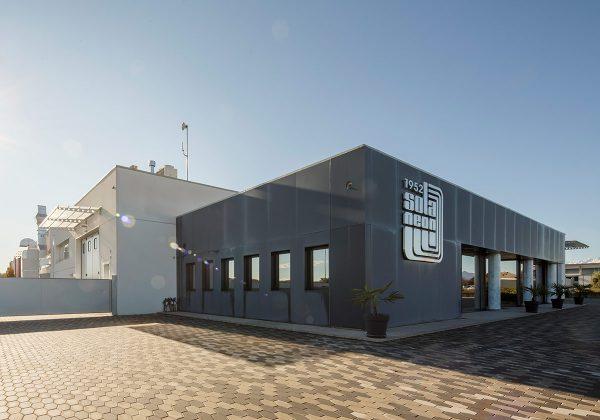 LPM per Sola Neon - Realizzazione prefabbricati in cemento armato