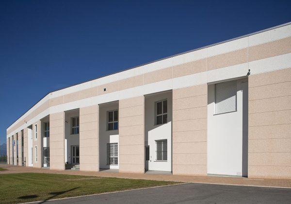 LPM per Albertengo - Realizzazione prefabbricati in cemento armato per edilizia industriale