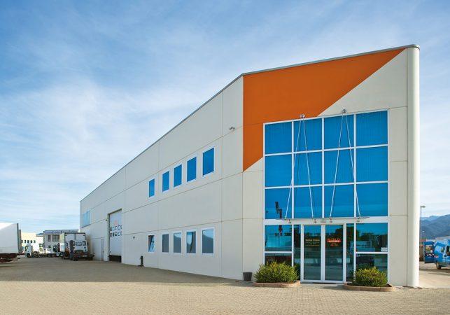 LPM per Alfra - Realizzazione prefabbricati in cemento armato per edilizia industriale