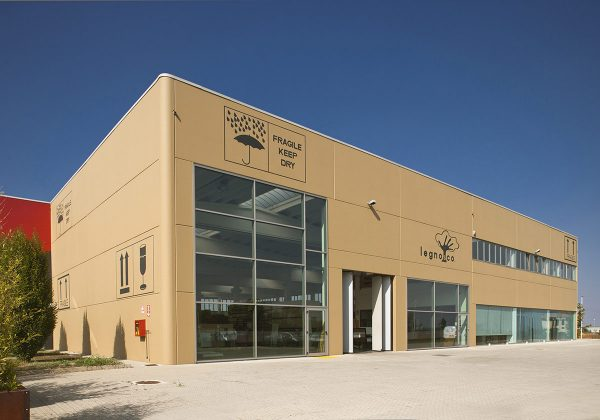 LPM per Legno & Co. - Realizzazione prefabbricati in cemento armato per edilizia industriale