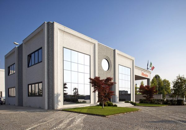 LPM per Rivoira - Realizzazione prefabbricati in cemento armato per edilizia industriale