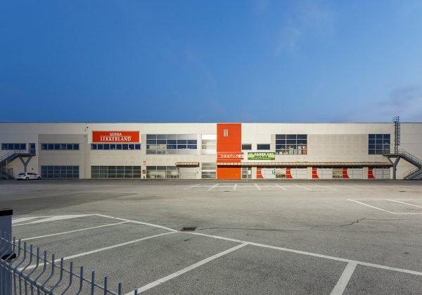 LPM per Serra - Realizzazione prefabbricati in cemento armato